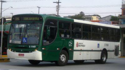 SPTrans altera itinerário de linha no Cambucí