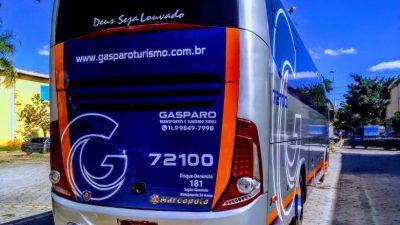 Conheça a Gasparo Turismo 27 anos dedicados a um bom trabalho